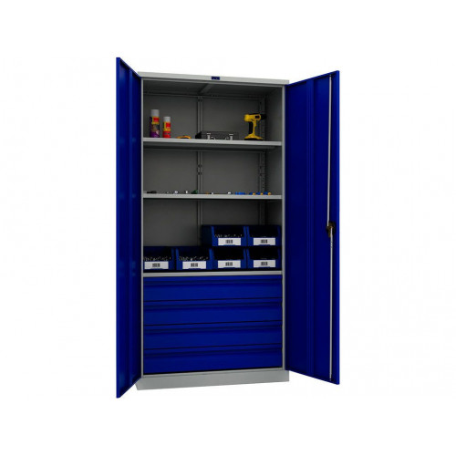 Металлический инструментальный шкаф ТС 1995-003040