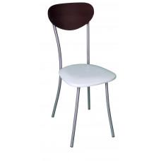 Обеденный металлический стул Смайл