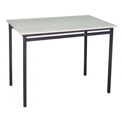 Обеденный деревянный стол ЛОФТ (ЛДСП)
