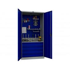Металлический инструментальный шкаф ТС 1995-041040