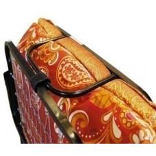 Раскладушка с матрасом Лиана (1440х600х40)