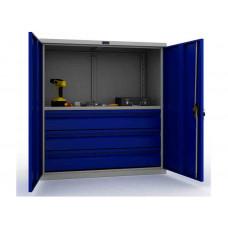 Металлический инструментальный шкаф ТС 1095-001030