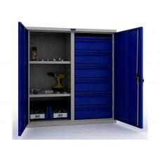 Металлический инструментальный шкаф ТС 1095-100206