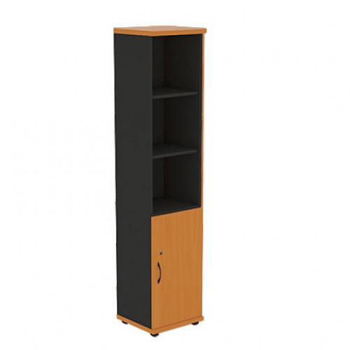 Офисный шкаф для документов Моно-Люкс R5W02