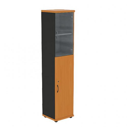 Офисный шкаф для документов Моно-Люкс R5W13