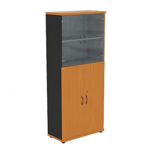 Офисный шкаф для документов Моно-Люкс R5S13