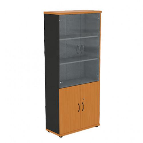 Офисный шкаф для документов Моно-Люкс R5S72
