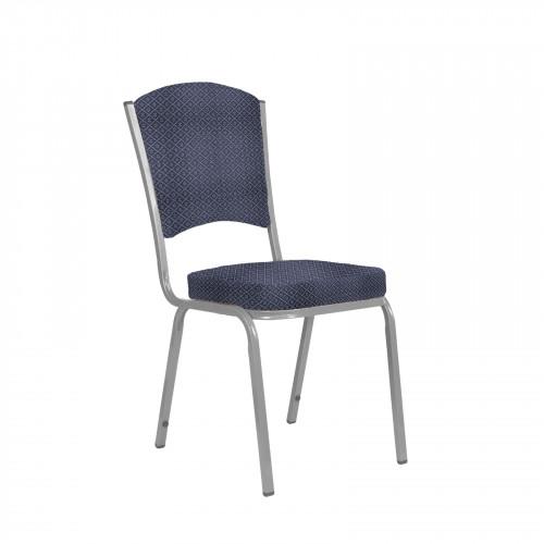 Обеденный металлический стул Вертекс 20 мм