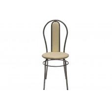 Обеденный металлический стул Элегия-М с кольцом
