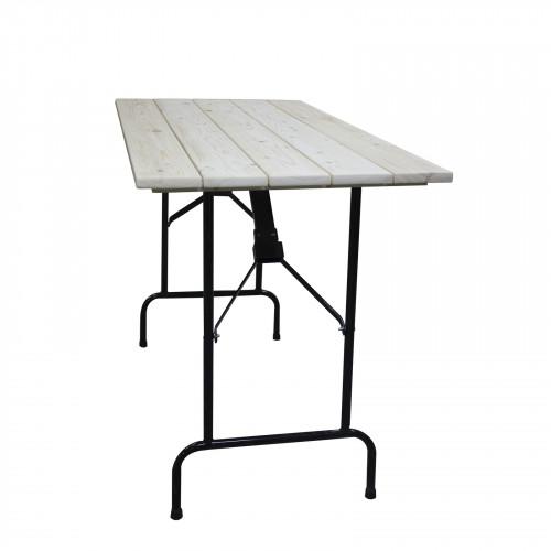 Обеденный деревянный стол ЛЕТНИЙ ВЕЧЕР
