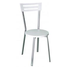 Обеденный металлический стул Соната