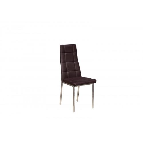 Обеденный металлический стул Волна Премиум