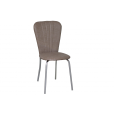 Обеденный металлический стул Кафе-2