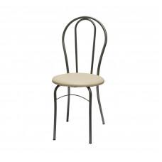 Обеденный металлический стул Элегия