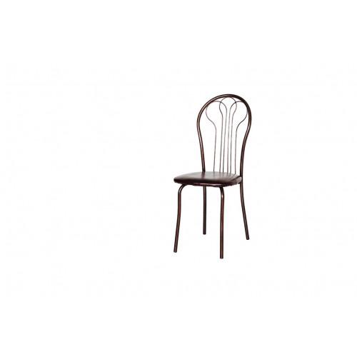 Обеденный металлический стул Венский