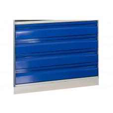 Металлический инструментальный шкаф ТС 1995-004030