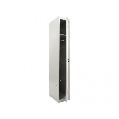 Металлический шкаф для одежды ПРАКТИК УСИЛЕННЫЙ ML 11-30 (БАЗОВЫЙ МОДУЛЬ)