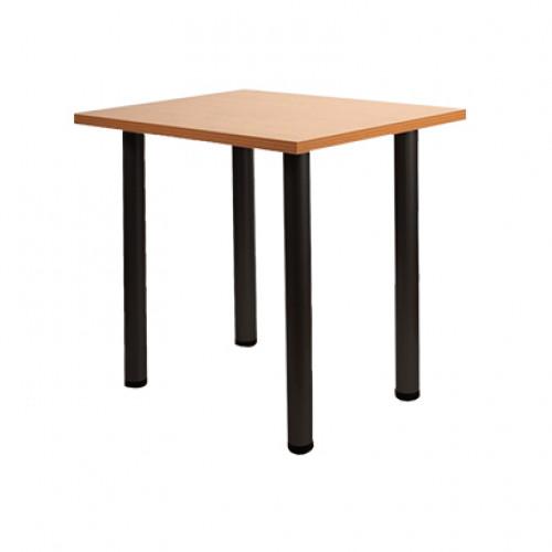 Обеденный деревянный стол DT-6 Black