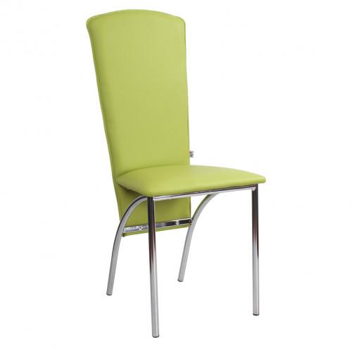 Обеденный металлический стул Тренто Хром (Trento Chrome)