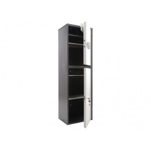 Металлический бухгалтерский шкаф AIKO SL-150/2T EL (150T-EL/2)