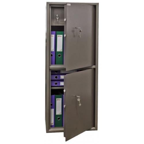 Металлический сейф КМ - 1200Т/2