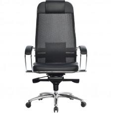 Офисное кресло Samurai (Самурай) SL-1 Черный плюс