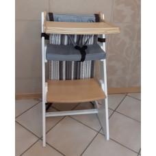 Детский растущий стул Конёк Горбунёк Береза
