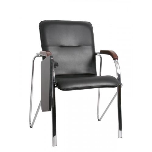 Офисный стул Самба Хром Т-ТЕ со столиком (Samba Chrome T-ТЕ)
