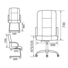 Офисное кресло Стар ПСН (Star PSN)