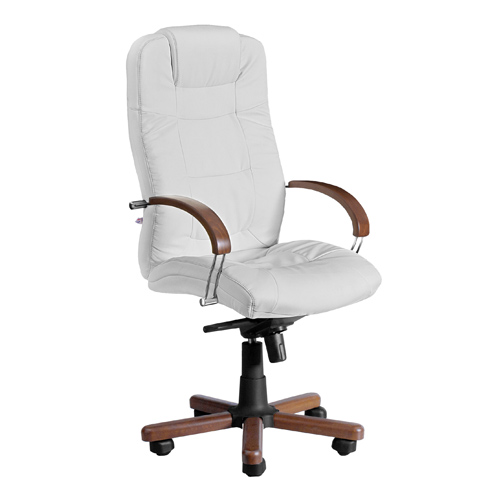 Офисное кресло Адмирал Вуд Хром (Admiral Wood Chrome)
