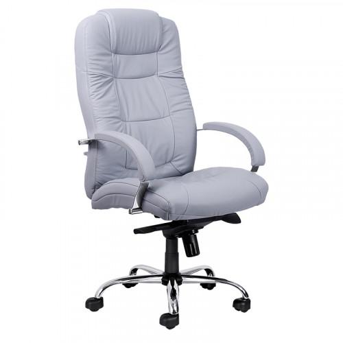 Офисное кресло Адмирал Стил Хром (Admiral Steel Chrome)