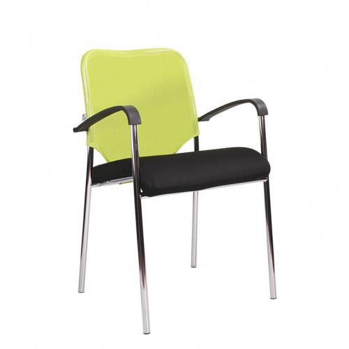 Офисный стул Амиго Хром Арм (Amigo Chrome Arm)