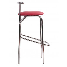 Барный высокий стул Джола Хром (Jola Chrome)