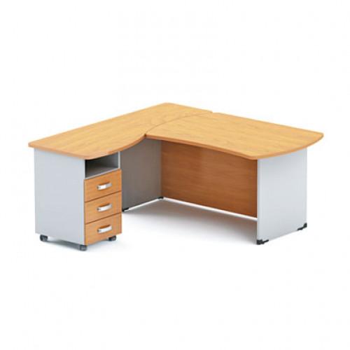Офисный стол Бостон ДРЛ (Boston DRL)