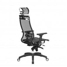 Офисное кресло Samurai (Самурай) Black Edition