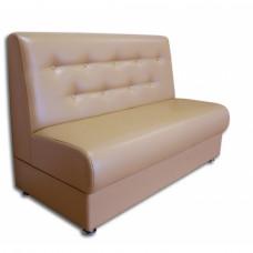 Офисный диван Стандарт с утяжками