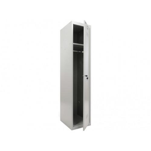 Металлический шкаф для одежды ПРАКТИК УСИЛЕННЫЙ ML 11-40 (БАЗОВЫЙ МОДУЛЬ)