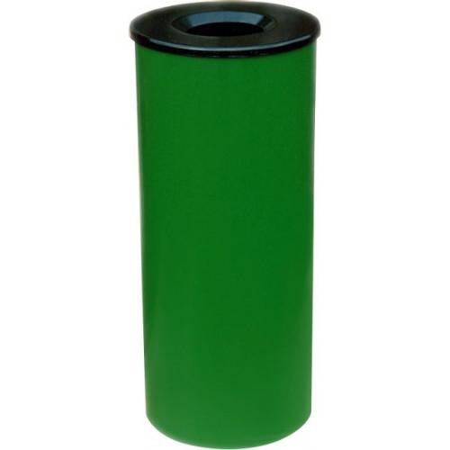Металлическая урна для мусора Карандаш