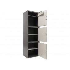 Металлический бухгалтерский шкаф AIKO SL-150/3T EL (150T-EL/3)