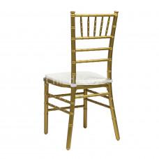 Обеденный деревянный стул Кьявари с подушкой
