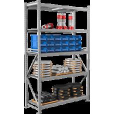Металлический стеллаж MS PRO 450-3000 (5 полок)