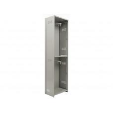 Металлический шкаф для одежды ПРАКТИК УСИЛЕННЫЙ ML 02-30 (ДОПОЛНИТЕЛЬНЫЙ МОДУЛЬ)