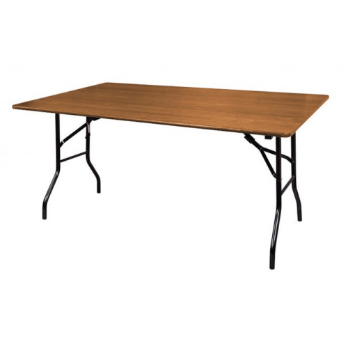 Обеденный деревянный стол Лидер 2