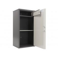 Металлический бухгалтерский шкаф AIKO SL-87T EL
