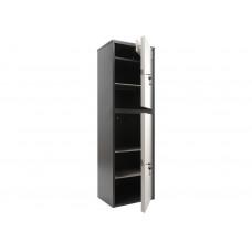 Металлический бухгалтерский шкаф AIKO SL-150/2T