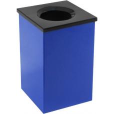Металлическая урна для мусора Оптимал