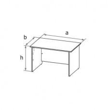 Офисный стол Милан МА6 (MA6)