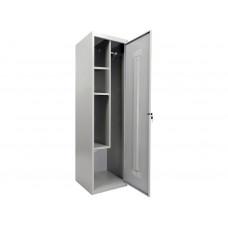 Металлический шкаф для одежды ПРАКТИК УСИЛЕННЫЙ ML 11-50У (УНИВЕРСАЛЬНЫЙ)