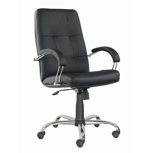 Офисное кресло Зенит Стил Хром (Zenit Steel Chrome)