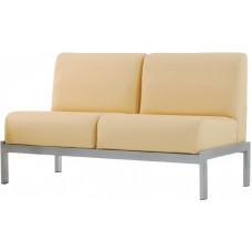 Офисный диван Сандра 2-х местный